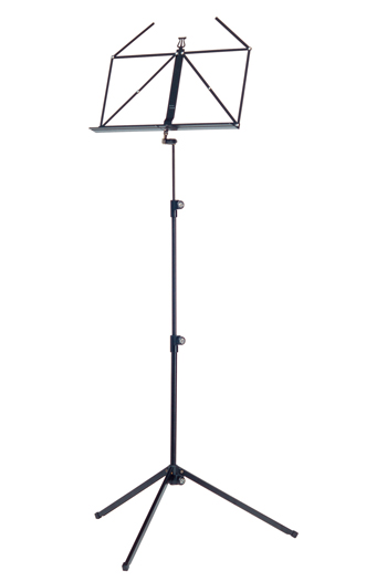 K&M 100 3-Part Music Stand - Various Colours additional images 1 2