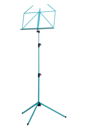 K&M 100 3-Part Music Stand - Various Colours additional images 2 1