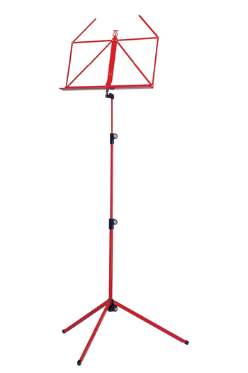 K&M 100 3-Part Music Stand - Various Colours additional images 2 3