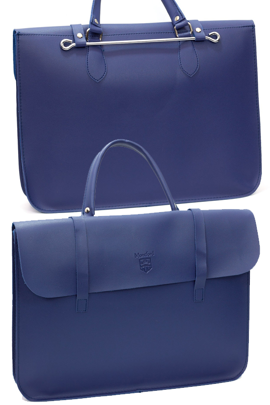 Montford Music Case In Faux-Leather additional images 2 2