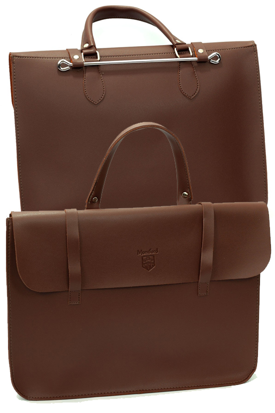 Montford Music Case In Faux-Leather additional images 2 3
