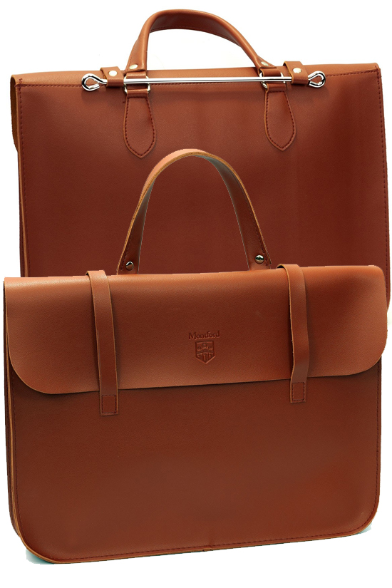 Montford Music Case In Faux-Leather additional images 3 3