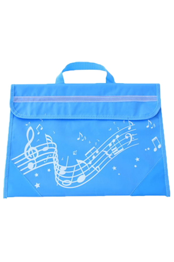 Musicwear Wavy Stave Music Bag - Various Colours additional images 4 1