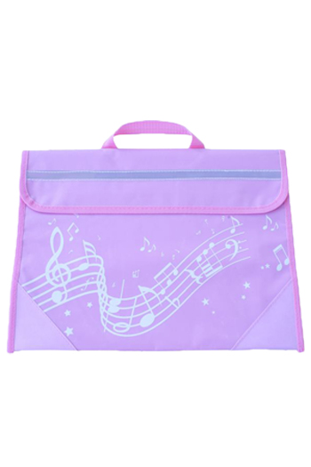 Musicwear Wavy Stave Music Bag - Various Colours additional images 4 3
