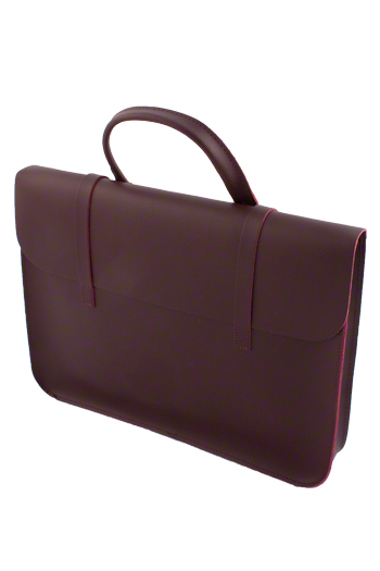 Leather Academy Pattern Music Case - Various Colours additional images 4 3