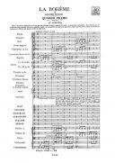 La Boheme: Opera Vocal Score additional images 1 2