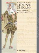 Le Nozze Di Figaro Marriage: Of Figaro: Opera Vocal Score (Ricordi) additional images 1 1
