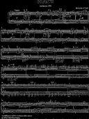 Sonata In E Minor Xv1 34: Piano  (Henle Ed) additional images 1 2