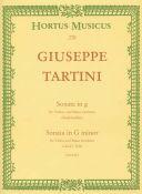 Sonata: G Minor: Devils Trill: Violin and Piano (Hortus Musicus) additional images 1 1