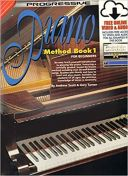 Progressive 1 Piano Method: Book & Cd additional images 1 1