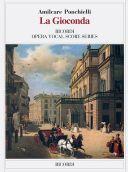 La Gioconda: Opera Vocal Score additional images 1 1
