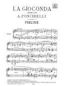 La Gioconda: Opera Vocal Score additional images 1 2