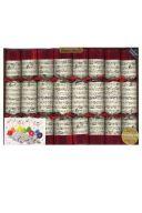 Christmas Crackers - Box Of 8 - Handbells additional images 1 2