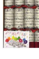 Christmas Crackers - Box Of 8 - Handbells additional images 1 3