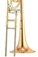 Yamaha YSL-448G Bb/F Trombone additional images 1 3