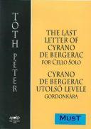Last Letter Of Cyrano De Bergerac: Cello additional images 1 1