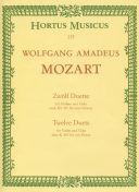 12 Duos Violin & Viola (Hortus Musicus) additional images 1 1