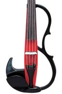 Yamaha SV-200CR Silent Violin (Red) additional images 1 2