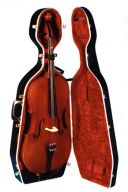 Hiscox Standard Cello Case - Black additional images 1 2