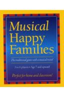 Musical Happy Families: 3-6 Players additional images 1 1