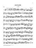 Flute Sonatas Vol.1: No1-4: Flute & Piano (Henle) additional images 1 3