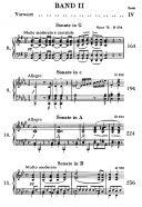 Piano Sonatas: Vol Ii: Piano  (Henle) additional images 1 2