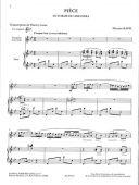 Piece En Forme De Habenera: Trumpet & Piano: Gr8 (Caens) additional images 1 2