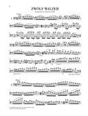 Twelve Waltzes: Double Bass additional images 1 2
