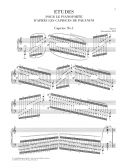 Paganini Studies: Op3&10: Piano  (Henle Ed) additional images 1 3
