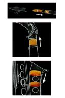 Alto Saxophone Practice Mute additional images 2 1