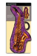 3D Card - Saxophone additional images 1 1