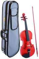 Stentor Harlequin Red Violin Outfit - 1/2 Size additional images 1 1