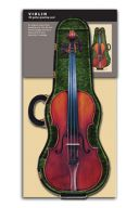 3D Card - Violin additional images 1 1