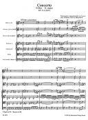 Concerto G Major: K313: Score: Flute & Orchestra (Barenreiter) additional images 1 2