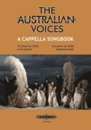 The Australian Voices A Cappella Songbook: 10 Songs For SATB Vocal additional images 1 1