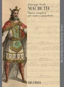 Macbeth Opera Vocal Score (Ricordi) additional images 1 1
