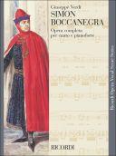 Simon Boccanegra: Opera Vocal Score (Ricordi) additional images 1 1