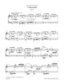 Barcarolles: Solo Piano (Barenreiter) additional images 1 2