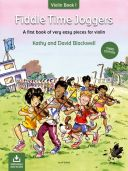 Fiddle Time Joggers Book 1 Violin Book & Cd (Blackwell) additional images 1 1