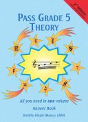 Pass Grade 5 Theory: All You Need In One Volume: Answer Book 2nd Edition (Dingle) additional images 1 1