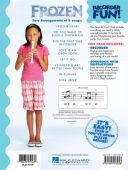 Frozen Songbook With Easy Instructions: Recorder And Music additional images 1 2