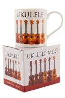 Little Snoring: Music Word Mug - Ukulele additional images 1 2