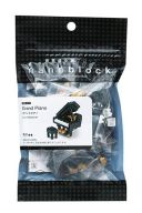 Nanoblock Grand Piano Black additional images 1 2