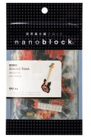 Nanoblock Electric Bass additional images 1 2