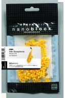 Nanoblock Saxophone additional images 1 2