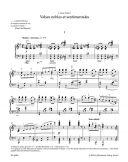 Valses Noble Et Sentimentales - Piano (Barenreiter) additional images 1 2