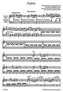 Orphee. (Version By Gluck 1859) (Urtext) Vocal Score (Barenreiter) additional images 1 2