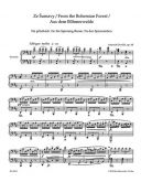 From The Bohemian Forest For Piano Duet Op. 68 (Barenreiter)) additional images 1 2