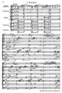 Serenade No.1 (1927/28). : Brass Ensemble: Study score (Barenreiter) additional images 1 2