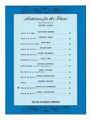 Nocturne, Op.16, No.4: Piano  (Hal Leonard) additional images 1 1